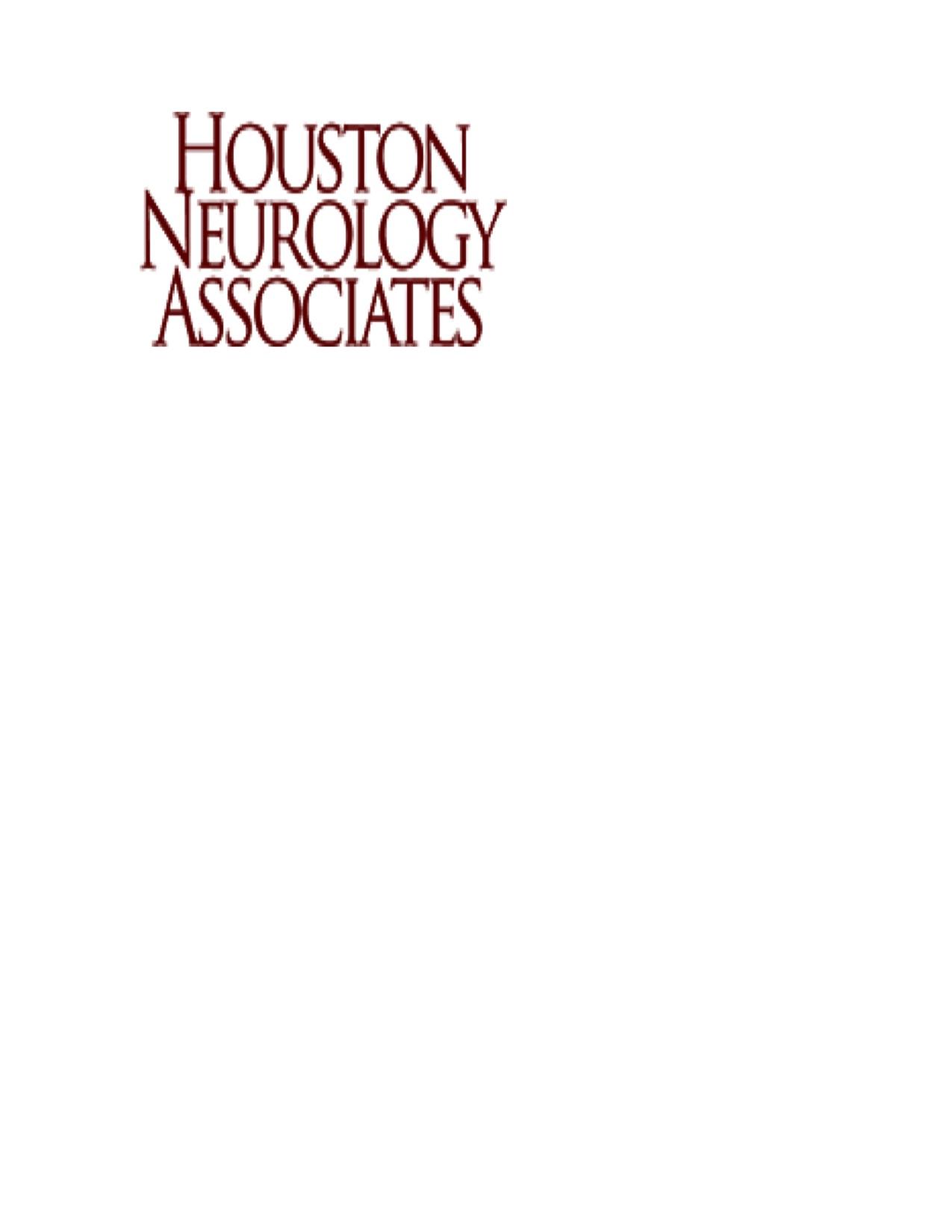 Houston Neurology Associates