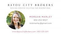 Morgan Marley: Bayou City Brokers