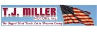T.J. Miller Motors, inc.