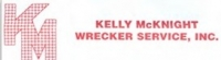 Kelly McKnight Wrecker Service