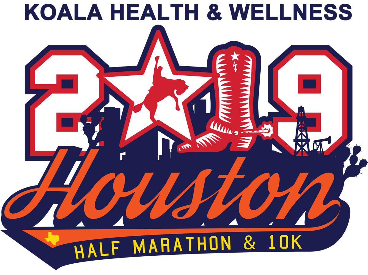 2019 KOALA HEALTH & WELLNESS HOUSTON HALF MARATHON & 10K