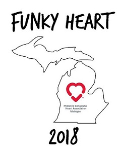 Funky Heart 5k & Mile Walk 2018