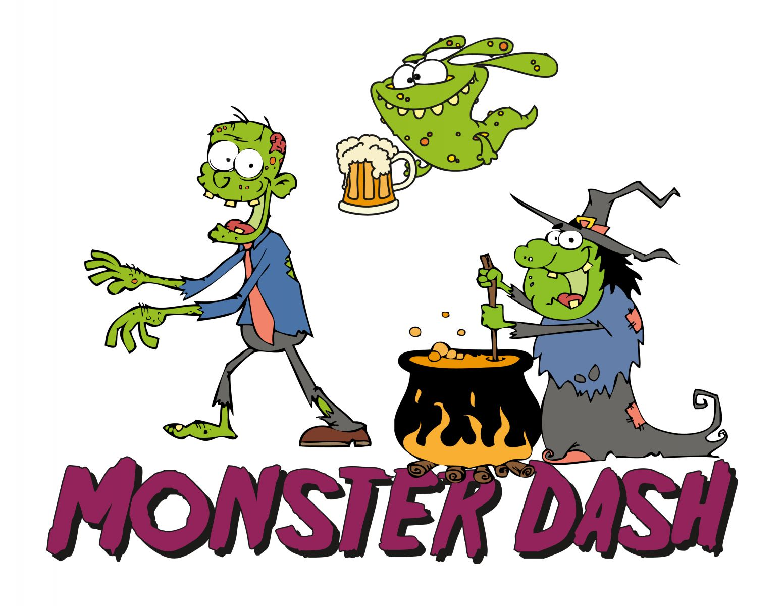 2017 - Monster Dash Pub Run