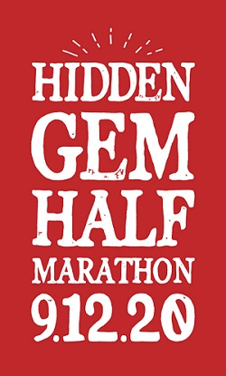 The Hidden Gem Half Marathon