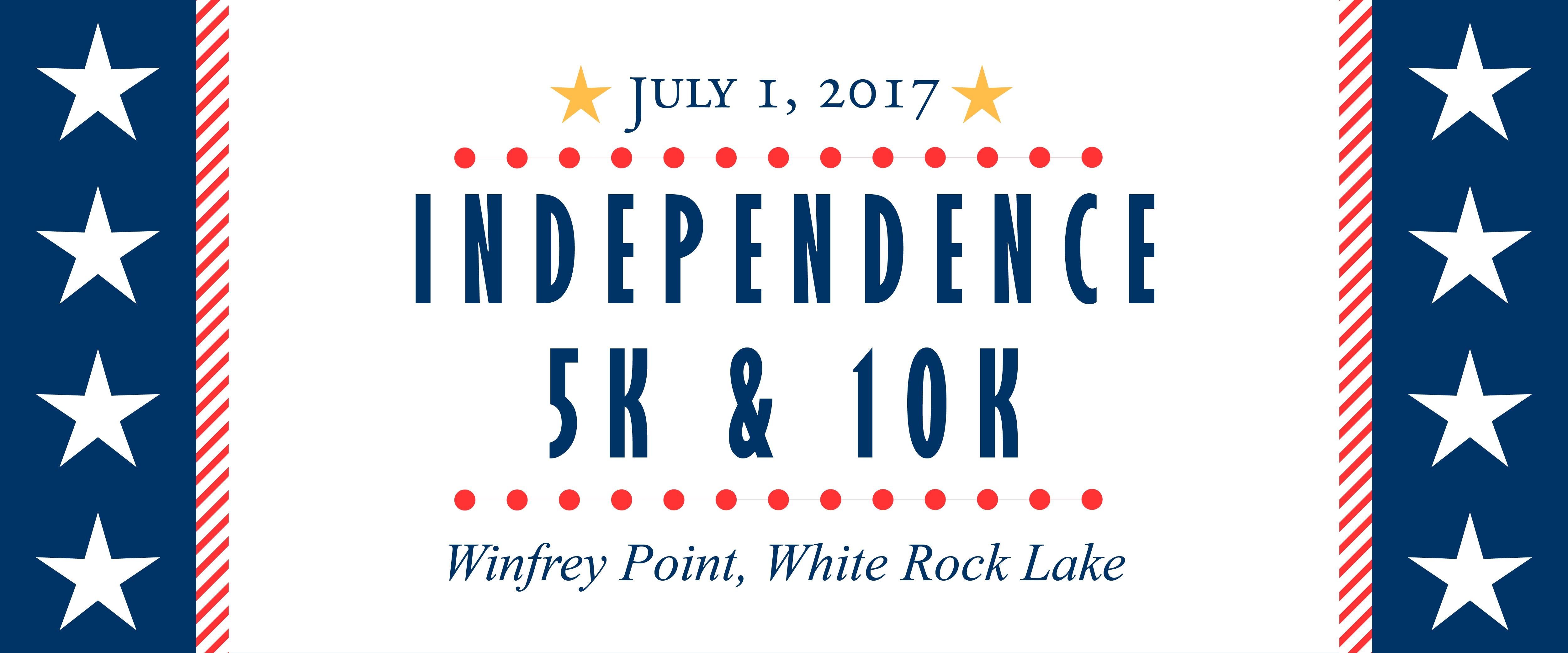 2017 DRC Independence 5K and 10K