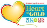 Heroes for Children Heart of Gold 5K & Fun Run