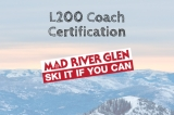 2019-2020 IFSA L200 On-Snow Coach Training - Mad River Glen