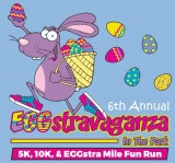 6th Annual Easter EGGstravaganza in the Park 5K & 10K