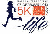Harbor Foundation 5K Run/Walk for Life and Toy Drive