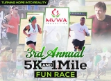 MUWA Foundation 3rd Annual 5K and 1 Mile Fun Race