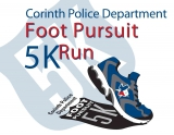 2018 CORINTH PD FOOT PURSUIT 5K & 1M FUN RUN