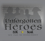 5th Annual Unforgotten Heroes Memorial Day Run