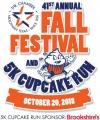 Midlothian Fall Festival 5K Cupcake Run
