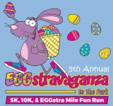 5th Annual Easter EGGstravaganza in the Park 5K & 10K