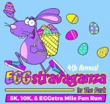 4th Annual Easter EGGstravaganza in the Park 5K & 10K