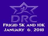 2018 January Frigid 5K and 10K