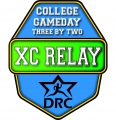 2017 August 3x2 Cross Country Relay