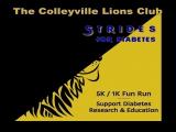Strides for Diabetes