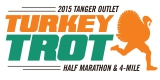 2015 Tanger Outlet Turkey Trot + Half-Marathon