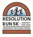 Resolution Run 5K 2021