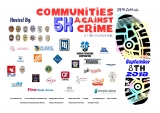 29th Annual Communities Against Crime 5K Run & 1 Mile Fun Run/Walk