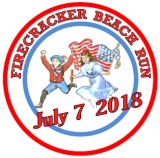 Firecracker Beach Run 2018