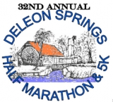 33RD ANNUAL DE LEON SPRINGS HALF MARATHON AND 5K