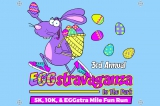 3rd Annual Easter EGGstravaganza in the Park 5K & 10K