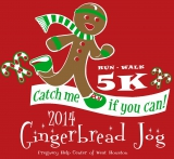 Third Annual Gingerbread Jog