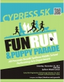 Cypress 5K Fun Run(2017)